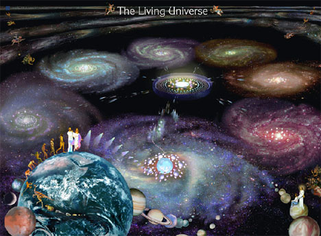 Living Universe Galactic Conquest Project