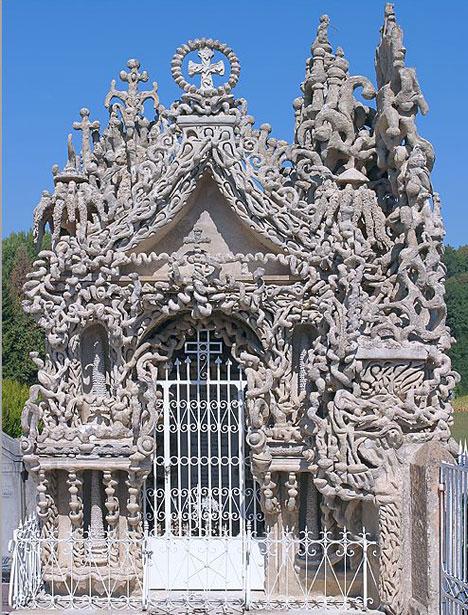 Palais Ideal Palance Spain Architecture