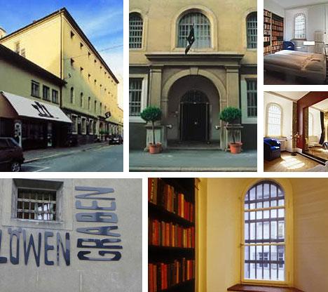 Swiss Prison Hotel