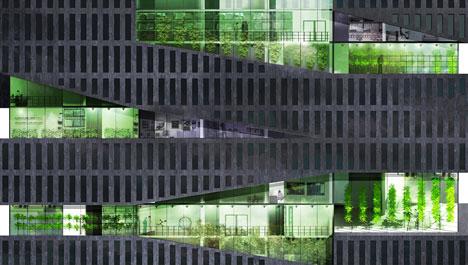 Verticle Urban Farming