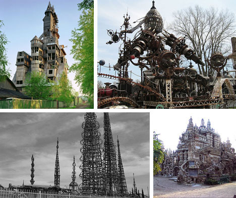 Works of Insane Architectural Geniuses