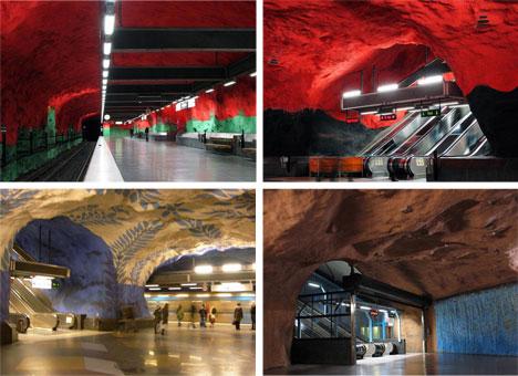 Artistic Metro