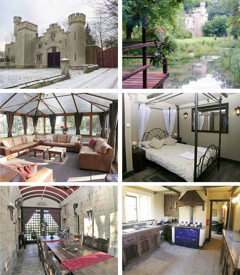Entire Castle Rental