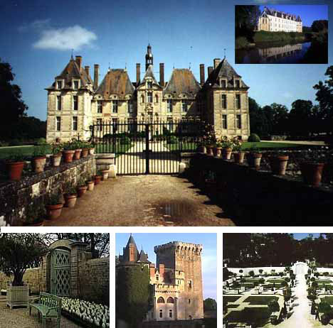 French Castle Hotel