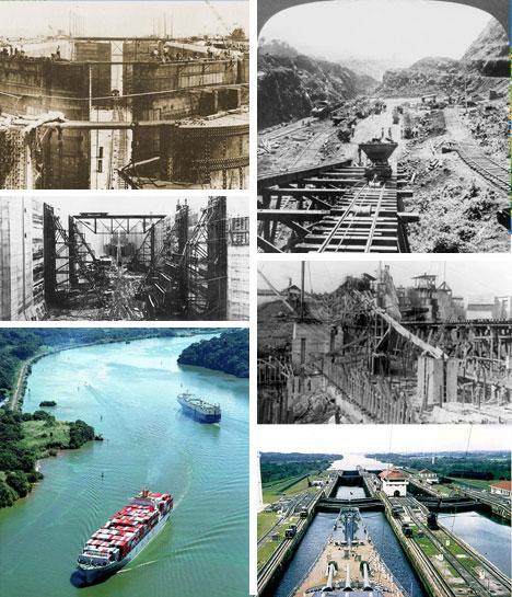 Historic Panama Canal