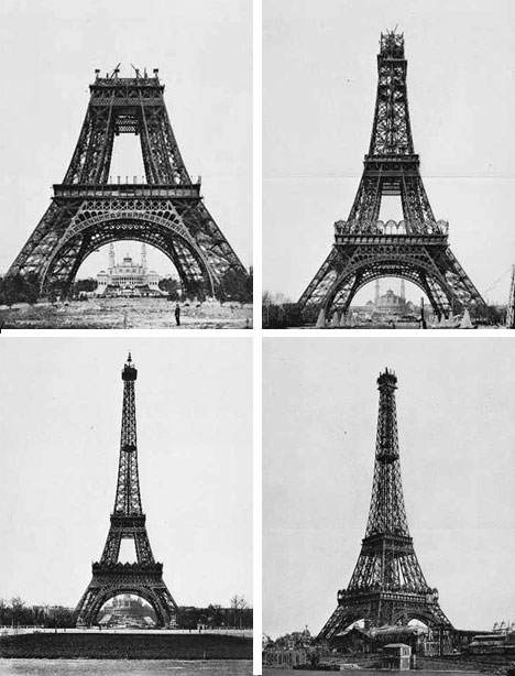 Historic Eiffeel Tower