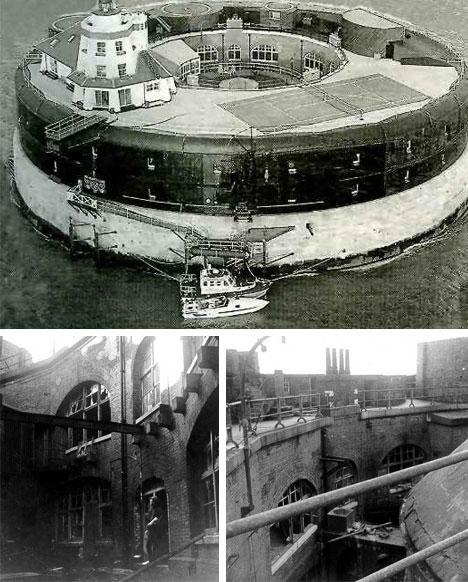 Historic Navy Sea Forts