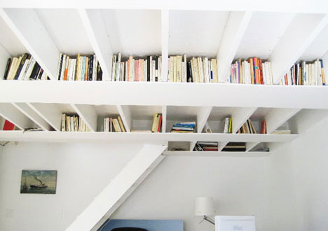 Brilliant bookcases 20 best bookshelf bookcase designs for Un poco chambre separee