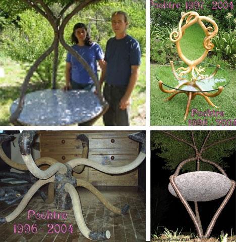 Tree Furniture