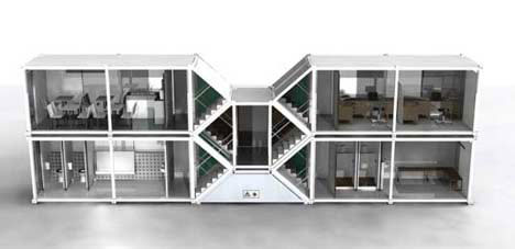 Houses Made Out Of Containers 10 cargo shipping container houses, building designs & ideas