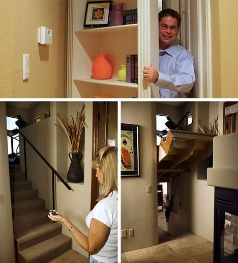 5 Stunning Modern Secret Rooms Hidden Doors Amp Passages
