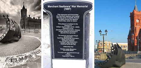Merchant Seafarer\'s War Memorial