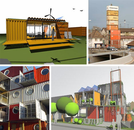 10 Cargo Shipping Container Houses, Building Designs & Ideas ...