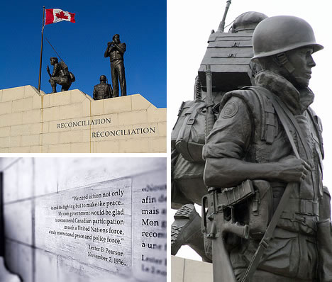 Reconciliation Memorial in Ottawa