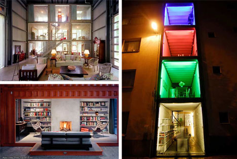 Cargo Architecture: 10 Shipping Container Homes & Offices | Urbanist