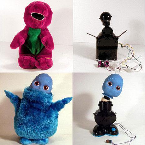Strange Childhood  15 Creatively Twisted Stuffed Animals  a514f685f150