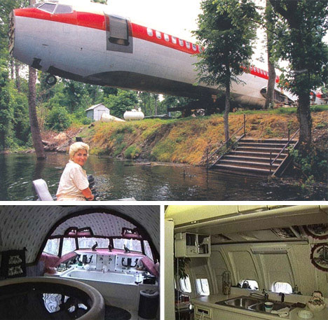 Airplane House Conversion