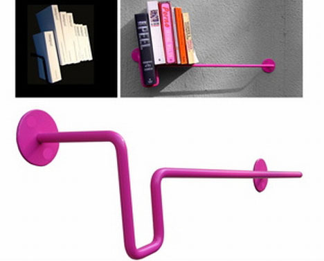 Elegant Simple Bookshelf