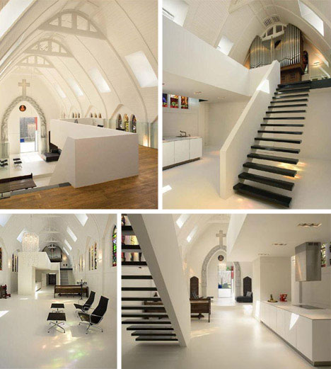 Modern Chapel House Conversion