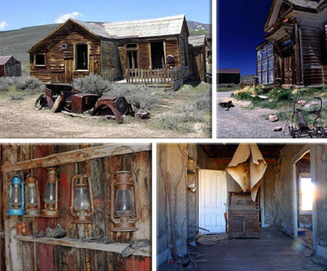 Abandoned Buildings in America