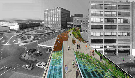 Highline Park Design