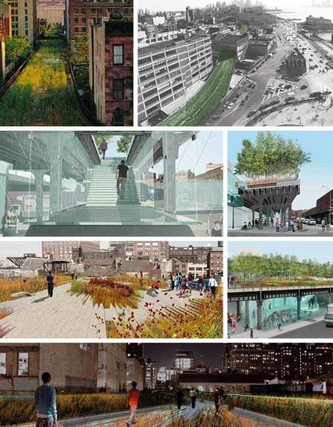 Highline Park New York