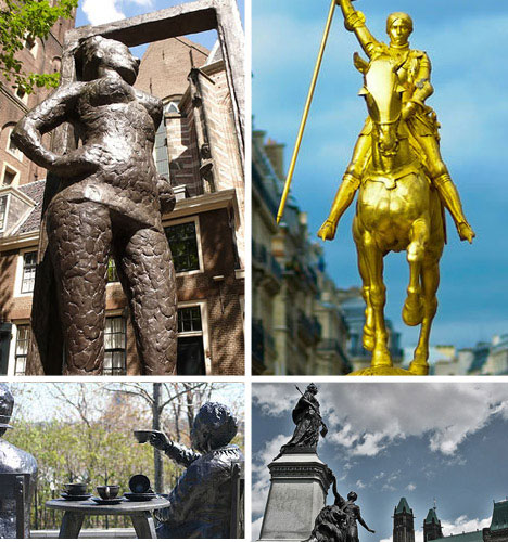 Monuments to Women