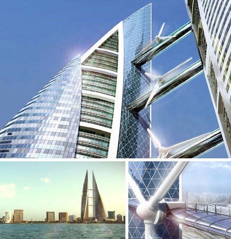 Eco geek 7 near future wonders of modern green technology Wind architecture