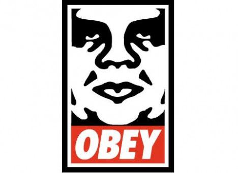social guerrilla marketing obey giant