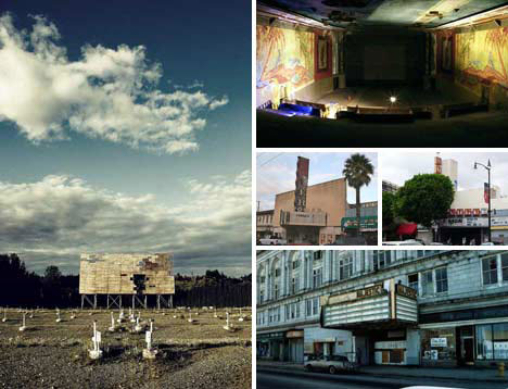8 Abandoned Theaters Dusty Drive Ins To Classic Cinemas Urbanist