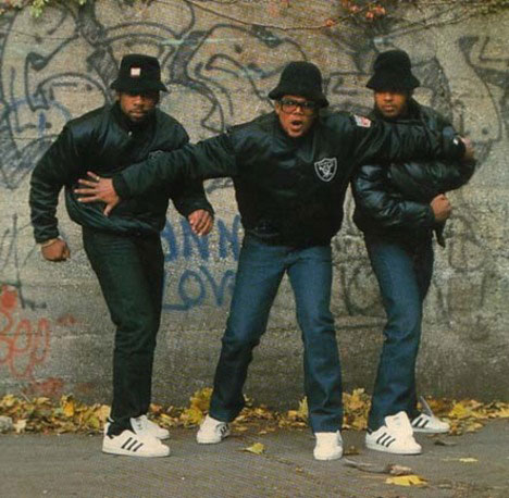 run dmc guerrilla marketing adidas