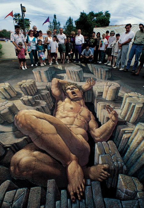 10 of the world s best most amazing 3d street artists