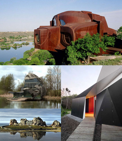 Our Complete Collection Of 70 Amazing Houses From Around The World