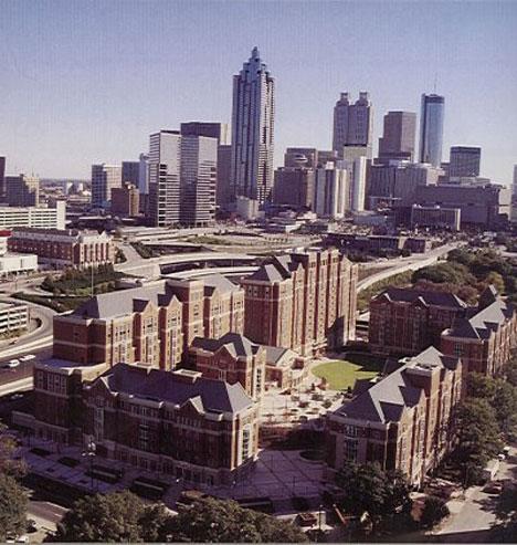 Atlanta Athlete\'s Village 3