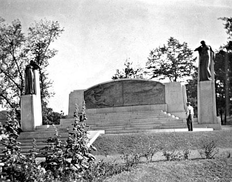 Alex Graham Bell Memorial - Brantford Ontario