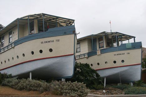 boat houses encinitas