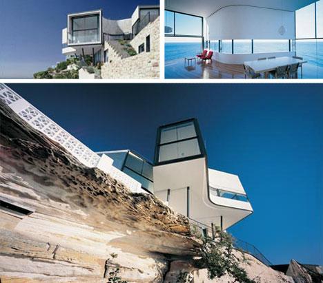 cliff houses holman house australia
