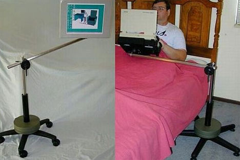Computer Bed Stand