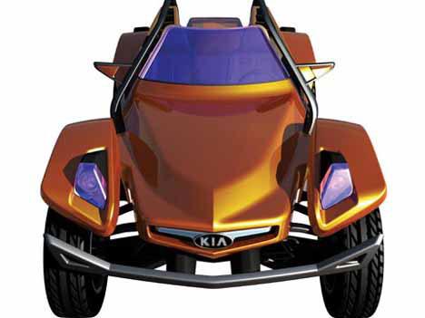 kia sandstorm 3 15 Crazy Ecofriend Vehicles
