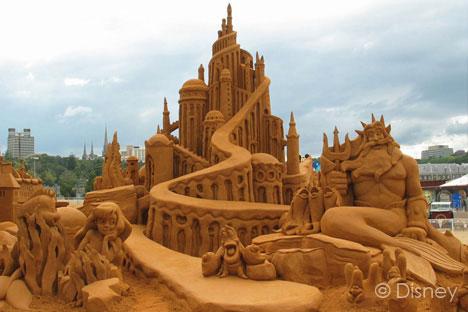 Amazing Sand Art 3