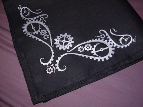 steampunk bandana