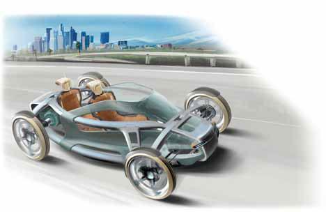 toyota rlv 2 15 Crazy Ecofriend Vehicles