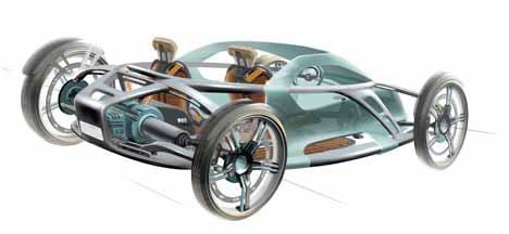 toyota rlv 15 Crazy Ecofriend Vehicles
