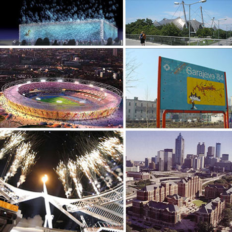 Then Now 8 Key Historical Olympic Villages Venues