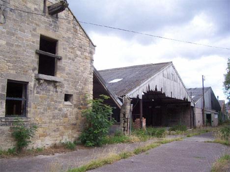 20 More Astonishing Abandoned Buildings Property