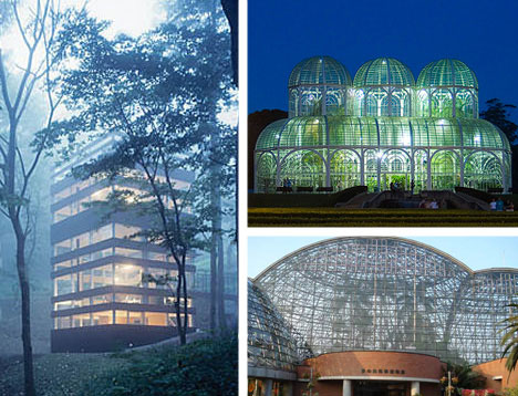 amazing glass houses and greenhouses