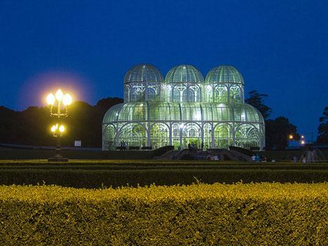 amazing greenhouses curitiba botanical garden