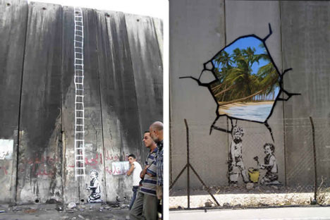 Unmasked At Last Ultimate Guide To Banksy Art Graffiti