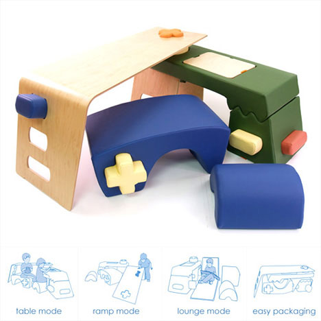 cool kids furniture pkolino play table