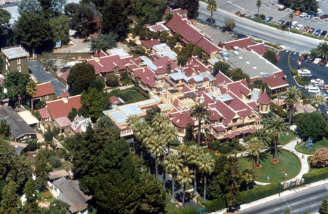 haunted house winchester house